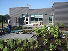 Green Roof Using GR52 Water Retention Panels